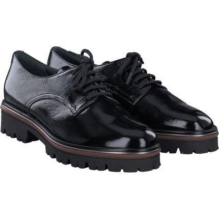 Maripe - Schnürschuh in schwarz