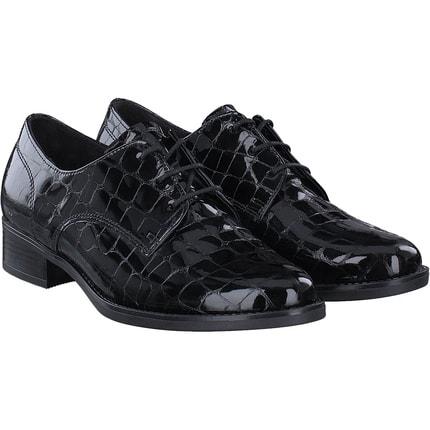 Comfort Sport - Schnürschuhe in schwarz