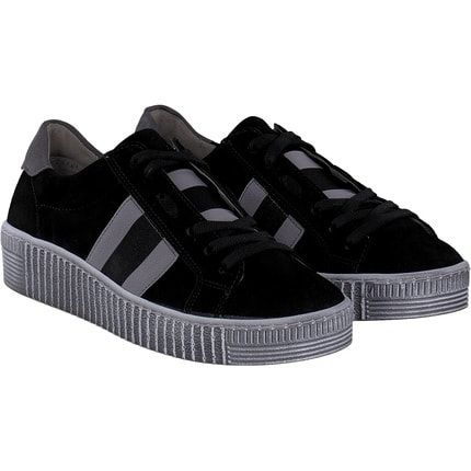 Gabor - Sneaker in schwarz