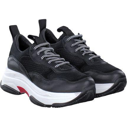 Zahira - Sneaker in schwarz