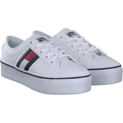 Tommy Hilfiger - Sneaker in weiß