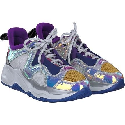 Fabi - Sneaker in mehrfarbig