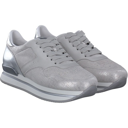 Hogan - Sneaker in silber