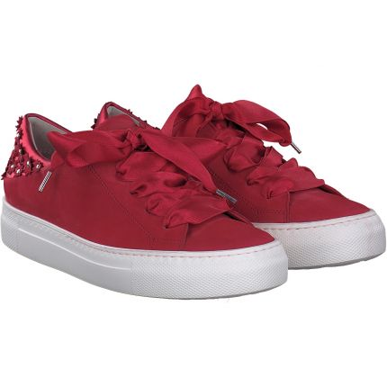 Paul Green - Sneaker in rot