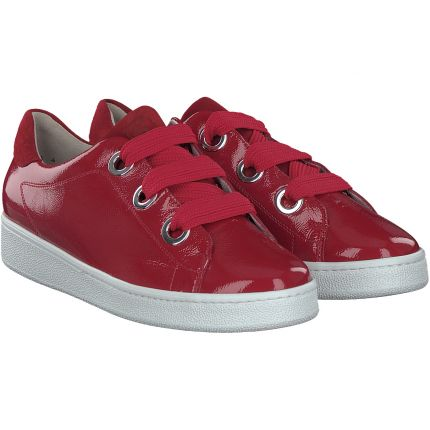 Paul Green - Sneaker in rot