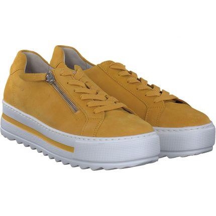Gabor Comfort - Sneaker in gelb