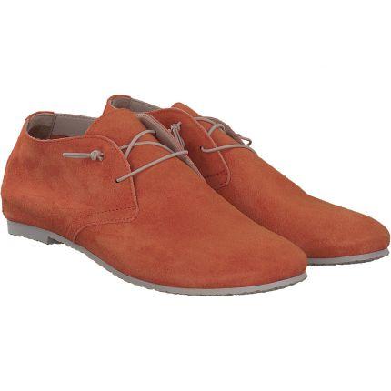 Donna Carolina - Sneaker in orange