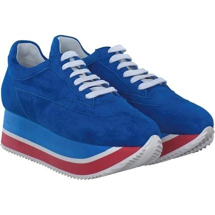 Trumans - Sneaker in blau