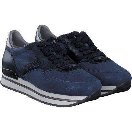 Hogan - Sneaker in blau