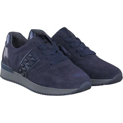 Gabor - Best Fitting in blau