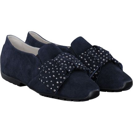 Mania - Slipper in blau