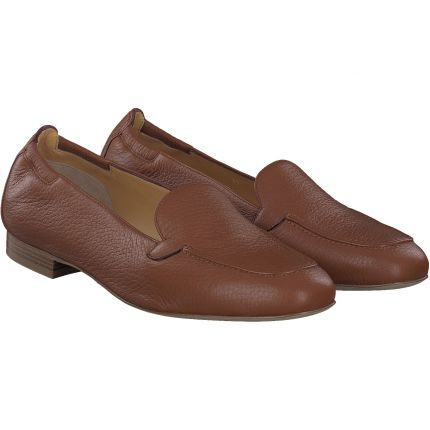 Trumans - Slipper in cognac