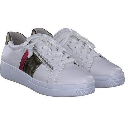 Gabor Comfort - Halbschuhe in weiß