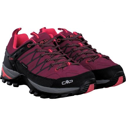 CMP - Rigel Low WMN Trekking in pink