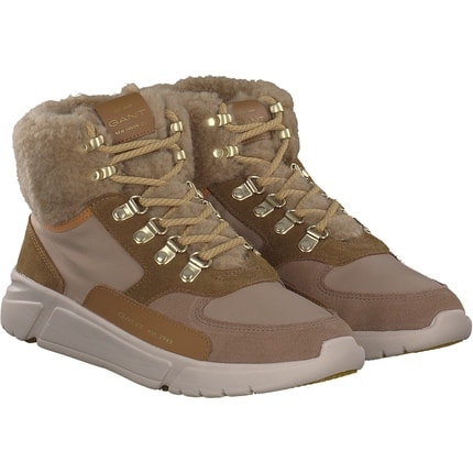 Gant - Cocoville Mid Lace Boot in beige