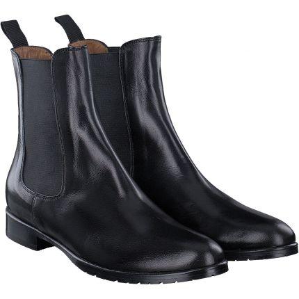 4e66906dc9 Konstantin Starke - Stiefelette in schwarz