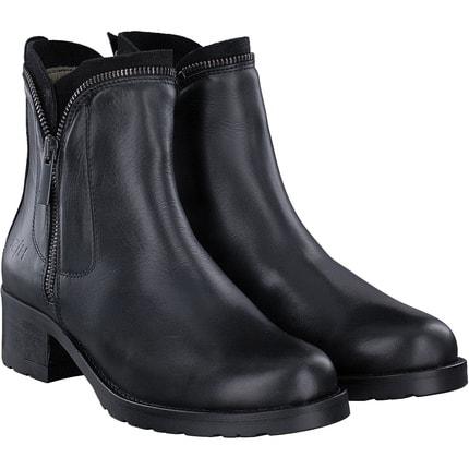 Zahira - Stiefelette in schwarz