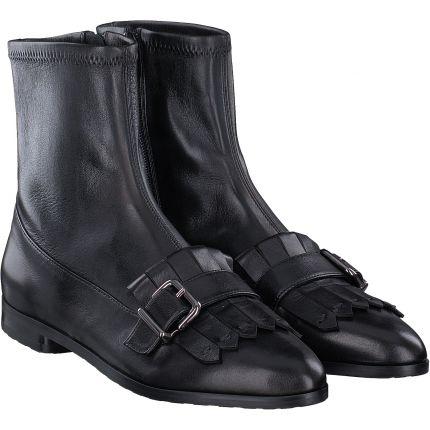 Trumans - Stiefelette in schwarz