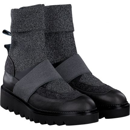 Trumans - Stiefelette in Grau