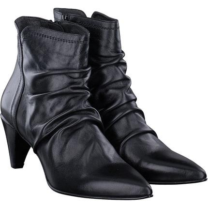 Zinda - Stiefelette in schwarz