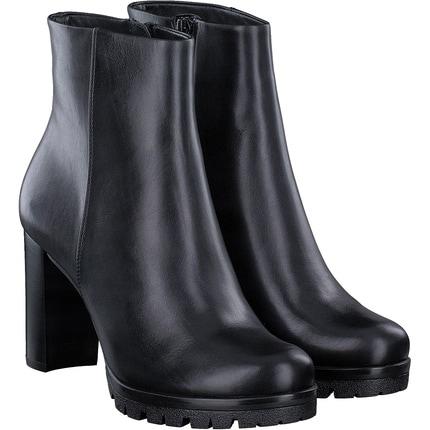 Högl - Stiefelette in schwarz