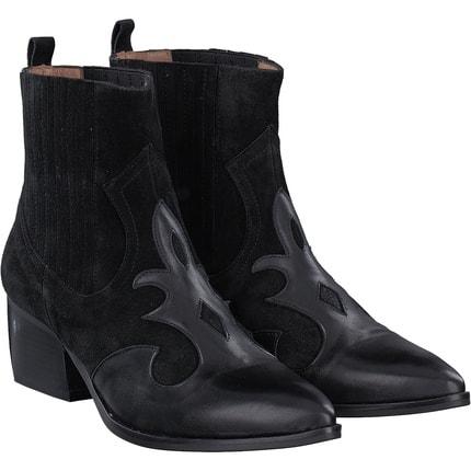 George Watts - Stiefelette in schwarz