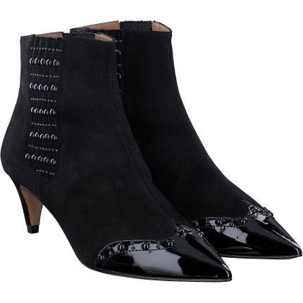 Pura Lopez - Stiefelette in schwarz