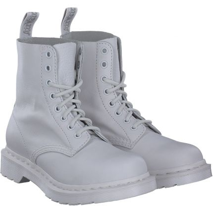 Dr. Martens - Pascal Mono WhiteVirginia in weiß