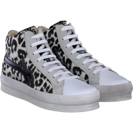 WIZZ - Sneaker in weiß