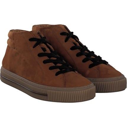 Paul Green - Sneaker in cognac