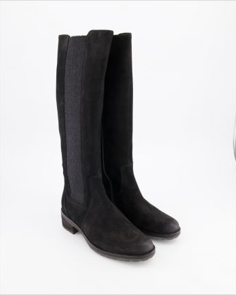 Gabor - Stiefel in schwarz