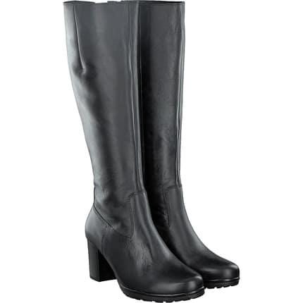 Gabor - Stiefel S Schaft in schwarz