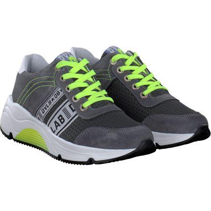 Develab - Sneaker in grau