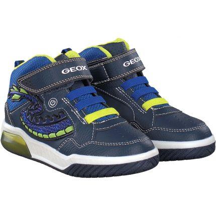 GEOX - J INEK B. E - GEOBUCK TEXT in blau