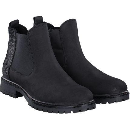Lepi - Stiefel in schwarz