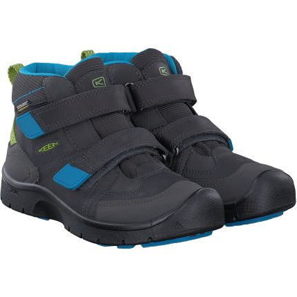 Keen - Hikeport mid strap WP in schwarz