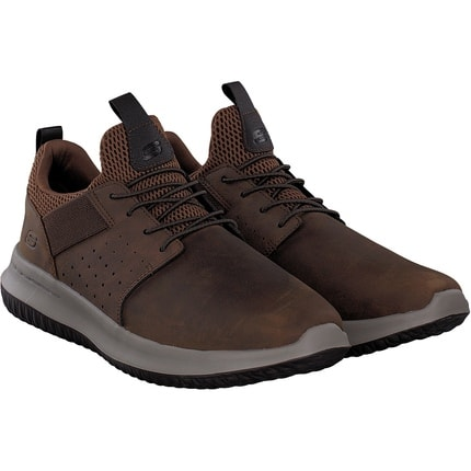 Skechers - Sneaker in braun