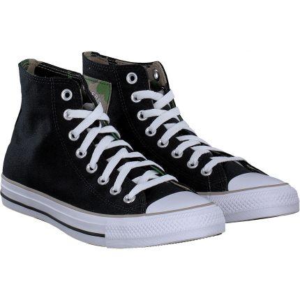 Converse - All Star - Hi in schwarz