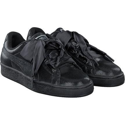 Puma - Basket Heart NS in schwarz