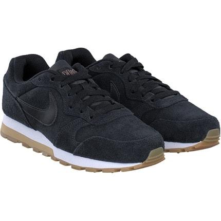 Nike - WMNS Nike MD Runner 2SE in Schwarz