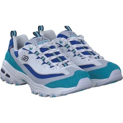 Skechers - Sneaker in weiß