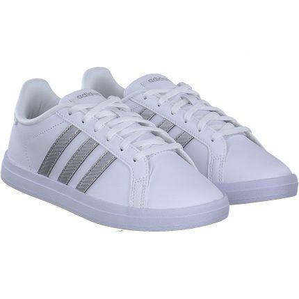 Adidas - Courtpoint X in weiß