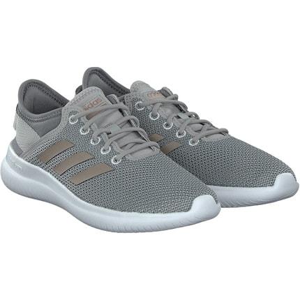Adidas - CF QTFlex W in grau