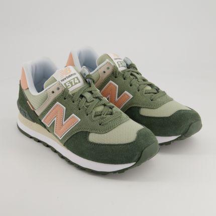 New Balance - Sneaker in grün