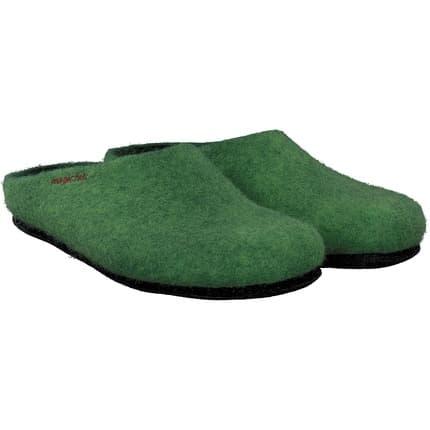 Stegmann - Hausschuhe in grün