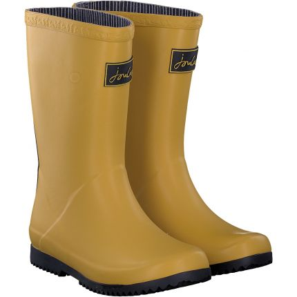 Joules - Roll up Welly in gelb