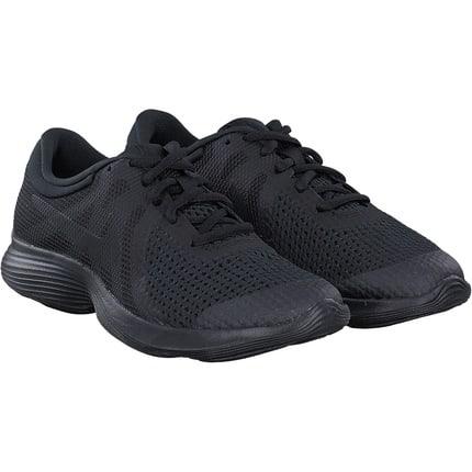 Nike - Revolution 4  GS in schwarz