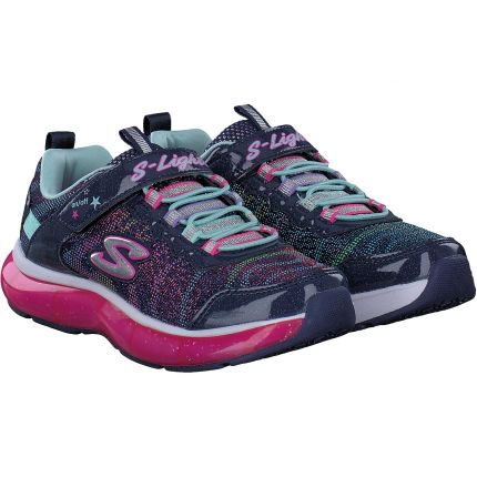 Skechers - Light Sparks in blau