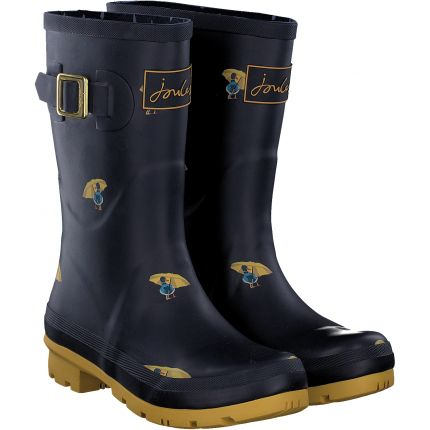 Joules - Roll up Welly in Marineblau