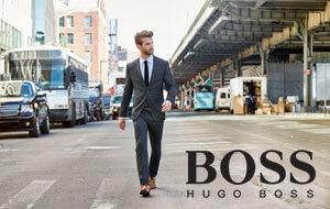 Die Marke BOSS bei BARTU